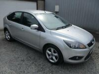 2010 Ford Focus 1.6 TDCi Zetec 5dr [110] [DPF] 5 door Hatchback
