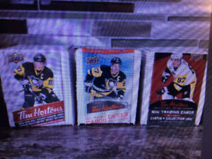 Tim Horton's 2015-18 Hockey Cards for Sale