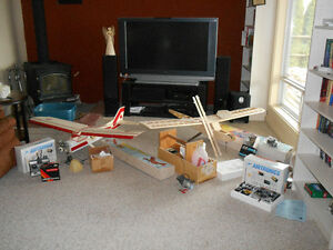 Radio Controlled Aircraft Package