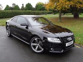 AUDI A5 2.0 TFSI BLACK EDITION QUATTRO S TRONIC COUPE 2011/11