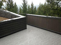 Vinyl Decking & Aluminum Railings