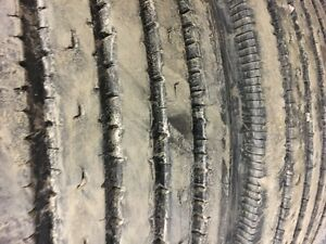 10 295-75-22.5 TRAILER TIRES USED