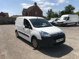 Citroen Berlingo 1.6 Bluehdi 625Kg Enterprise 75Ps EURO 4/5 DIESEL MANUAL (2016)