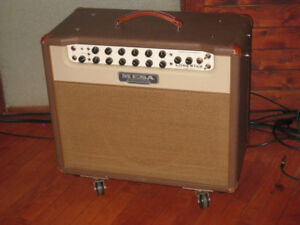 Ampli Mesa Boogie Lonestar Special Class A....Échange possible