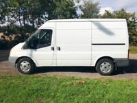 60 FORD TRANSIT 2.2 TDCI 85HP T280 MWB MEDIUM ROOF FULL SERVICE HISTORY PX SWAPS