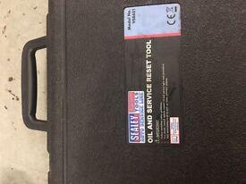 Sealey service reset tool VS8651