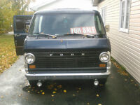1969 ford van for sale or trade