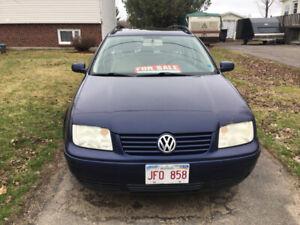 VW Jetta 2003 Wagon