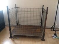 Pallet Cages Stackable