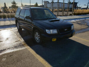 1998 Subaru Forester S/tb - RHD/250HP/Moonroof/Bluetooth/AT