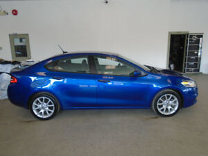 2014 DODGE DART SXT! 6SPEED! ONLY 15,000KMS!ONLY $9,900!!!!