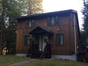 Chalet Available August 18-25th /25th -Sept.01st - Lake Front