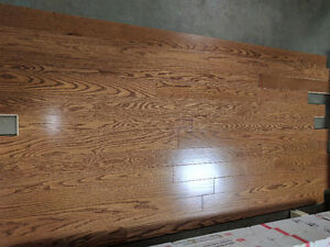 "3 ¼"" Vintage Red Oak Engineered Hardwood"
