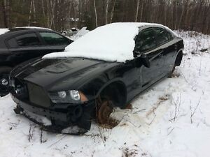 2012 Dodge Charger For PARTS ONLY