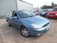 FORD FOCUS ZTEC 1.6 PETROL 5 DOOR HATCHBACK ONE OWNER