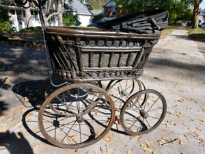 Victorian Doll Buggy Reproduction