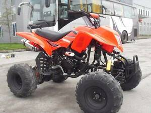 **FREE SERVICING FOR LIFE**  250cc Adult Quad 2YR WARRANTY!!!! Canning Vale Canning Area Preview