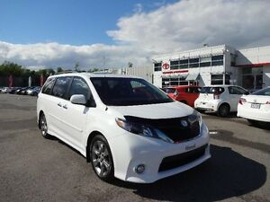 Toyota Sienna SE 8-PASS CAMÉRA RECUL TOIT OUVRANT 2014