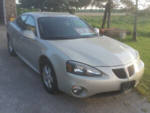 2008 Pontiac Grand Prix. Nice clean car!!!