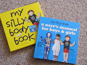 Primary grade books - bodies and do your shoes