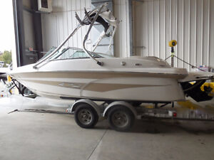 2007 Campion Allante 595 BR - Nice runabout 5.0L MPI & 101 hours
