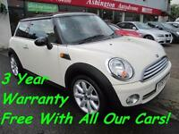 2007 MINI HATCHBACK 1.6 Cooper Chilli Pack