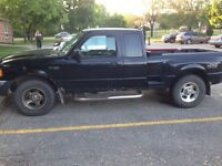 2001 Ford ranger XLT parts truck 4x4