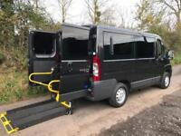 2012 Peugeot Boxer BOXER 333 L1H1 HDI WHEELCHAIR ACCESSIBLE VEHICLE 5 door Wh...