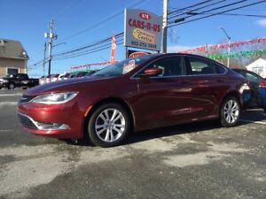 2015 Chrysler 200 Limited  NO TAX SALE!! month of December only!