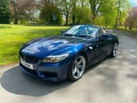 2011 BMW Z4 2.5 M SPORT HIGH LINE EDITION S DRIVE 23i HARD TOP CONVERTIBLE