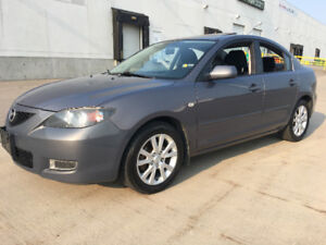 2008 Mazda Mazda3 GS Sunroof *SAFETY* only $3499