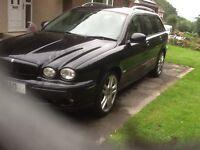 Jaguar X Type 2.0 diesel estate