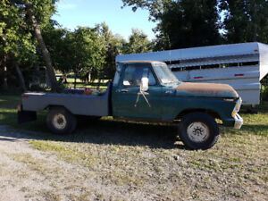 78 ford f250 4x4