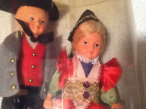 WEST GERMAN DOLLS. 074