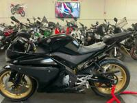 2011 Yamaha YZF-125 125cc == we accept p/x / sell us your bike