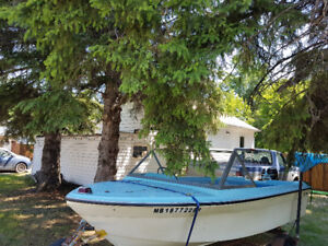 14 ft anchor boat