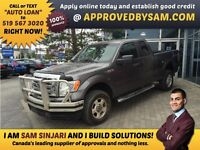 "LOANS MADE EASY - 4X4 F150 - TEXT ""AUTO LOAN"" TO 519 567 3020"