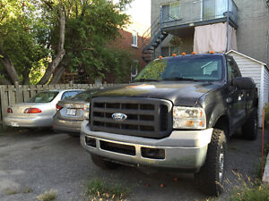 ford 250 2006 100,000km