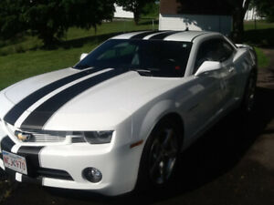 For sale 2012 camaro lt