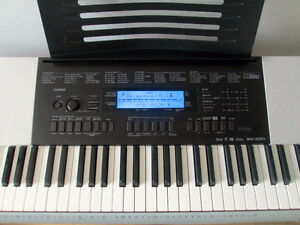 76 note Piano Size key CLAVIER - LOADED w EXTRAS !!