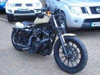 2015 Harley-Davidson XL 883 N IRON 15 ( 12000 MILES )