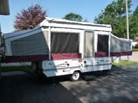 Immaculate Jayco Eagle Popup trailer for sale