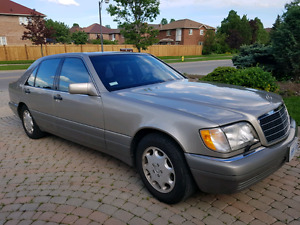 Luxury Mercedes Benz S420 Sedan AMAZING CONDITION