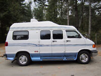 1999 Roadtrek Popular 170, Class B Motorhome FOR SALE