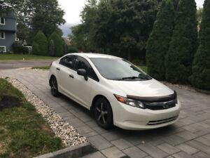 Civic DX 2012 à vendre!!