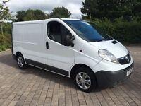 2008 Vauxhall Vivaro 2.0 CDTi 2700 SWB, NEW 12 MONTHS MOT, ELECTRIC WINDOWS, NO VAT!