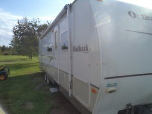30 foot outback trailor