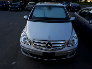 MERCEDEZ BENZ B200 TURBO - 2008