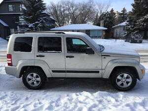 For Sale - 2009 Jeep Liberty Sport 4WD SUV, Crossover