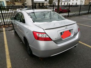 2007 Honda Civic Coupe - Deal Pending